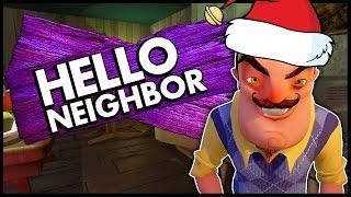 Hello Neighbor Alpha 3《你好,鄰居》搞笑試玩 - 恐怖鄰居!?