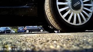 unknown car crush