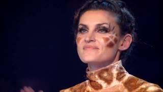 Ridy and Kornelia Mango - 'I Can Do That' TV show