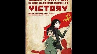 Полюшко-поле (Girls und panzer AMV)