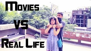 Movies VS Real Life - Catching The Bad Guy
