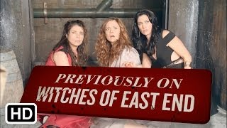 Witches Of East End - Recap & Season 2 Inside Look [HD]