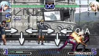 Combos Kula Paso a Paso Kof 2002 Magic Plus 2