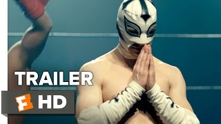 The Masked Saint Official Trailer 1 (2015) -  Brett Granstaff, Lara Jean Chorostecki Movie HD