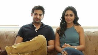 Sid Makkar And Tridha Choudhury Interview For Their Web Film