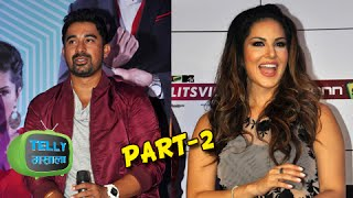 MTV Splitsvilla 8 Launch | Sunny Leone & Rannvijay Singh | Part 2