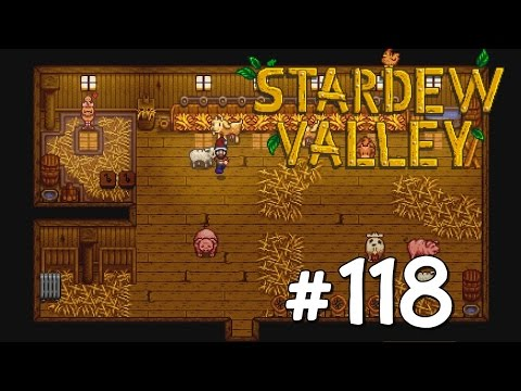 Getting ??Pinky Lemon?? (Easter Egg) - Stardew Valley Playthrough, Part 118