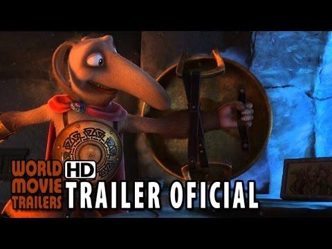 O Reino Gelado 2 Trailer Oficial dublado 2015 HD