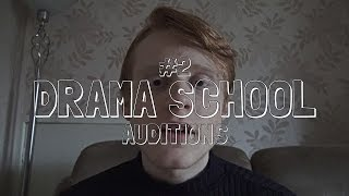 Drama School Auditions #2: Rose Bruford and Drama Centre (2015/16)