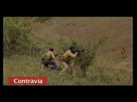 CONTRAVÍA Formación del paramilitarismo en Colombia