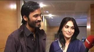 In conversation with Dhanush, Aishwarya