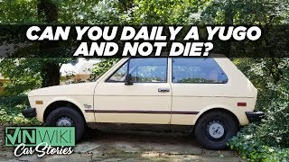 Can you daily drive a Yugo today?