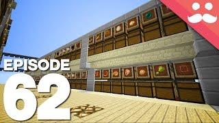 Hermitcraft 4: Episode 62 - THOUSANDS of Items!