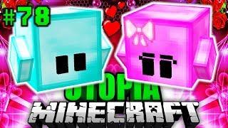 BLOCKY hat eine FREUNDIN?! - Minecraft Utopia #078 [Deutsch/HD]