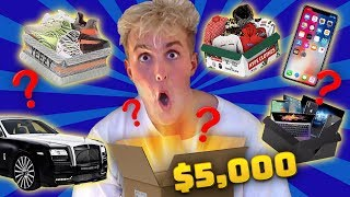 I Spent $5,000 ON MYSTERY BOXES & You WONT Believe WHAT I GOT... (insane)