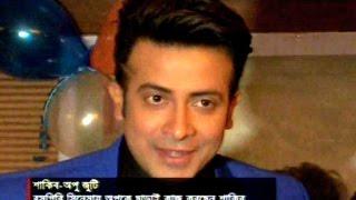 BD Film Actor Shakib Khan Talking About Why Apu Biswas Not Doing Bangla Film