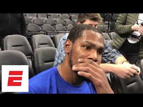 Xxx Mp4 Kevin Durant At Loss For Words After Hearing About Death Of Gregg Popovich S Wife Erin ESPN 3gp Sex