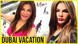 Rakhi Sawant Dubai Vacation Funny Videos Gone Viral | TellyMasala