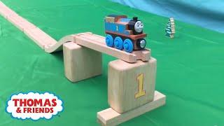 Thomas Train Stunts from 5MadMovieMakers   Thomas & Friends
