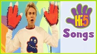 Hi-5 Songs | Happy Monster Dance & More Kids Songs - Hi5 Season 11