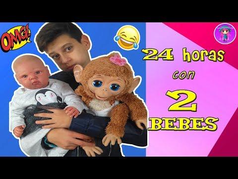 Xxx Mp4 24 Horas Con Un BEBE REBORN Y Un MONO ¡¡ Bruno PERDIÓ A Moni Monita 3gp Sex