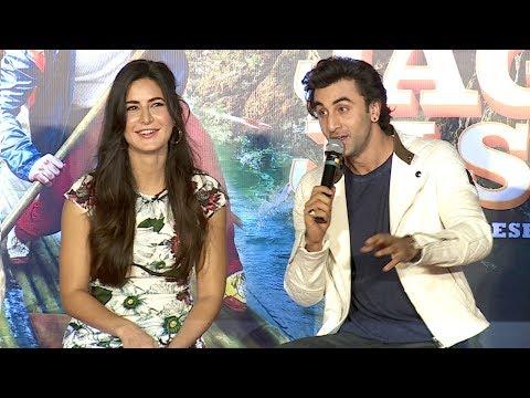 Xxx Mp4 Jagga Jasoos Galti Se Mistake Song Launch Full Video HD Ranbir Kapoor Katrina Kaif 3gp Sex