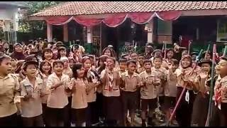 Tepuk Jabar Kahiji Pramuka Siaga Pangkalan SDN Mekarsari 3  Cimanggis Depok