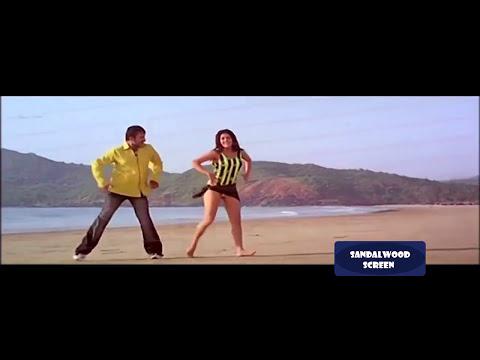 Radhika Hot Beach Song || Ee Ondu Kshanakkagi || Good Luck || Kannada