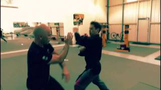 Avengers 2 Wing Chun Workout with Robert Downey, Jr