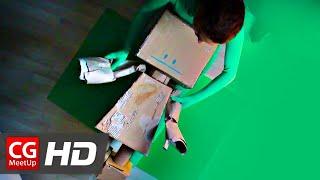 "CGI VFX Breakdown ""Making of Read Between The Lines"" by Alaska Pollock"