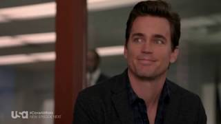 Neal & Rebecca Last Meeting | White Collar