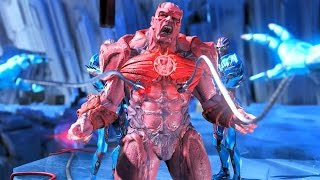 Injustice 2 All Super Moves on Atrocitus (No HUD) 4K UHD 2160p