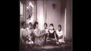 Hal mariyaa ghot pe - traditional Sindhi wedding song -  Ladli (1968)