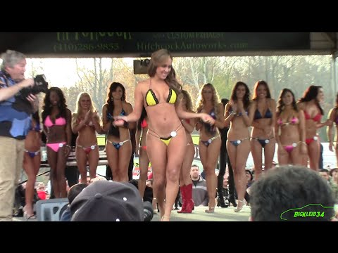 2014 WCF Bikini Contest Hosted by Jessica Barton Hello Ladies