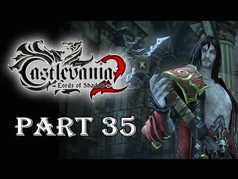 Castlevania Lords of Shadow 2 Gameplay Walkthrough Part 35 -  Find Satan