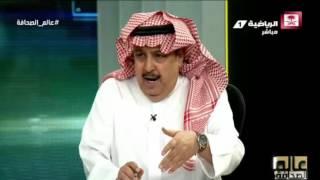 خالد المصيبيح - الهلال كسر أرقام النصر في مباراة واحدة#عالم_الصحافة