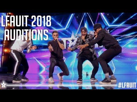 Xxx Mp4 BeryWam Auditions France 39 S Got Talent 2018 3gp Sex