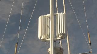 Mast-R Wind Powered Turbine System