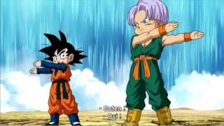 Episode Toriko , Luffy , Goku [HD]