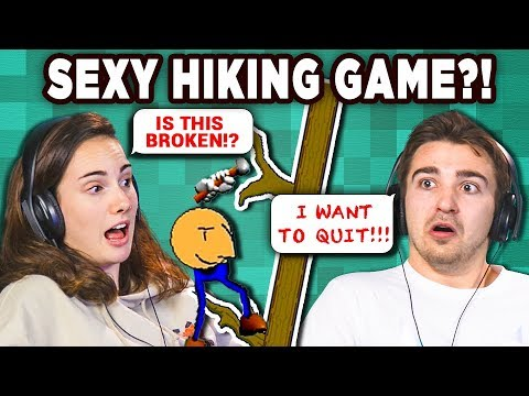 Xxx Mp4 THE Most FRUSTRATING Game SEXY HIKING React Gaming 3gp Sex