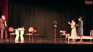 Predstava RADOVAN III - Gimnazija Panto Malisic