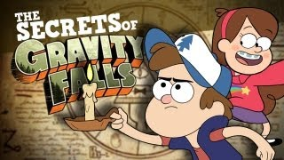 The Secrets of Gravity Falls - - [ Hidden Messages, Codes, & More! ]