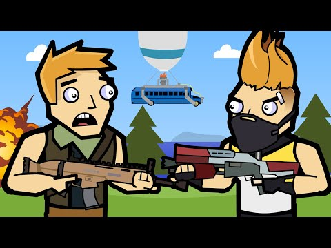 The Squad CHAPTER 1 Fortnite Animation Compilation ALL EPISODES