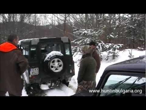 На лов в България