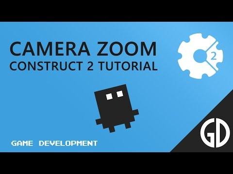 Camera Zoom - Construct 2 Tutorial