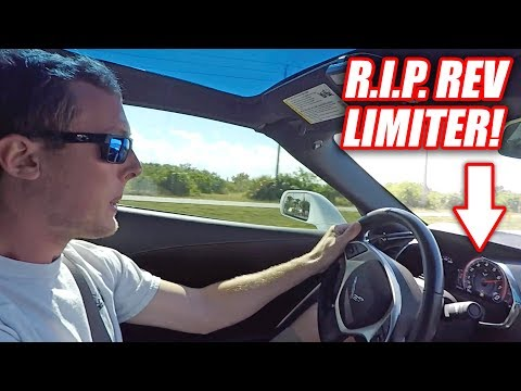 Adam LZ Taught Me This The C7 RIPS Its Limiter as always