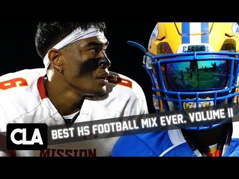 Xxx Mp4 BEST HS FOOTBALL MIX EVER 🔥 VOL II High School Football Season 2018 Midseason Mix 3gp Sex