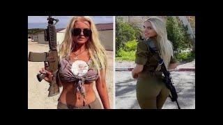 هل تعلم لماذا تجند الفتيات فى الجيش الإسرائيلي ؟ مفاجأة صادمة !!