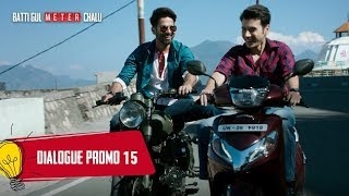 Dialogue Promo 15: Batti Gul Meter Chalu  Shahid Kapoor,Shraddha Kapoor, Divyendu Sharma,Yami Gautam