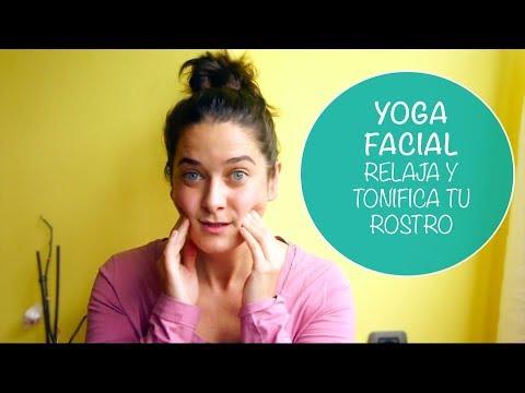 Xxx Mp4 Yoga Facial Relaja Y Tonifica Tu Rostro Con Yogahora 3gp Sex